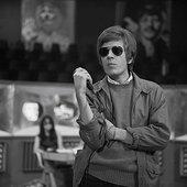 Walker on Dutch TV, 1968
