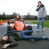 Go Kart Accident - ©Jason Quigley