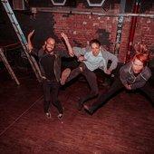 Crazy People on the dancefloor