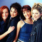 B*Witched Photoshoot