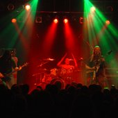 Warning (UK) @ Doom Shall Rise III, Germany 2005