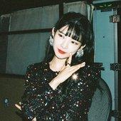 Yukika posing