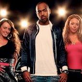Michelle, Aaron & Mina