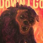 All Down the Church in Midst of Fire the Hellish Monster Flew, and Passing Onward to the Quire, He Many People Slew