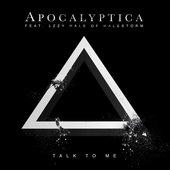 Talk To Me (feat. Lzzy Hale) - Single