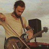 Dogval + guitar
