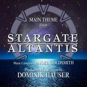 Stargate: Atlantis - Main Theme from the TV Series (Remix) (feat. Dominik Hauser) - Single