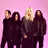 """The Pretty Reckless - """"Kerrang!"""" photoshoot (2016)"""