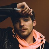 Louis Tomlinson shot by Alex De Mora