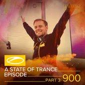 ASOT 900 - A State Of Trance Episode 900 (Part 3) [+XXL Guest Mix: Giuseppe Ottaviani]