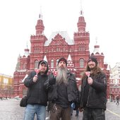 Master in Moscow 2011