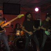 Downhead Live @ Barrio's II