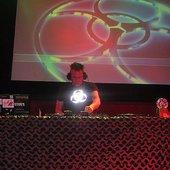 DJ at Machinery