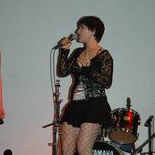 Cobden Club, on stage