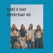 GIRL`S DAY EVERYDAY #5