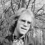 Elton John in 1971