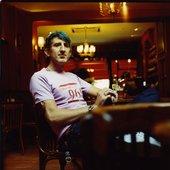 russian cafe, primrose hill, london. 2006. photo by steve gullick