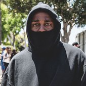 Kendrick protesting