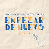 Empezar de Nuevo (Remix) - Single