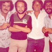 Azymuth (Ivan Conti, José Roberto Bertrami, Alex Malheiros) & Sergio Vid