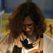 Steve Lawson, by Helena Dornellas