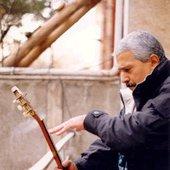Farhad with guitar