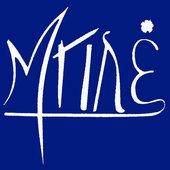 Μπλε logo