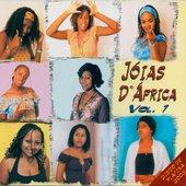 Jóias d'africa Vol.1