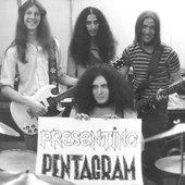 Pentagram 70's