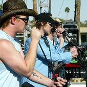 Soundcheck @ Coachella 2004