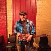 Mojo Perry Backstage