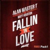 Fallin' in Love Pack Rmx1 (feat. Matt Houston) [Pack Rmx1]