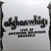 Live At Ancienne Belgique, Brussels