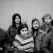 Band Portrait (Nick Helderman)