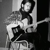 In the studio 1971