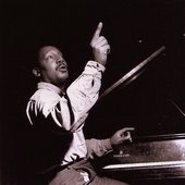 Tadd Dameron at an unreleased session (later released as part of the Lost Sessions compilation), Englewood Cliffs NJ, December 14 1961 (photo by Francis Wolff)