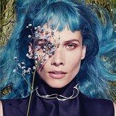 Oh Land - Vogue Australia - September