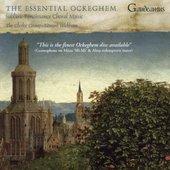 The Essential Ockeghem (The Clerks' Group)