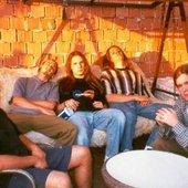 The hungarian band, Intense