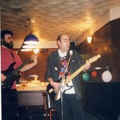 Johnathan Simpson, Ian Wallace, Chaotic Old.