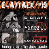 """E-Craft Record Release Konzert \""""Re-Arrested\"""" - new Show"""