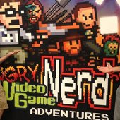 The Angry Video Game Nerd Adventures Soundtrack (by distant)