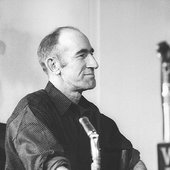Frank Proffitt at the Chicago Old Town School of Folk Music, 1962