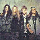 Alice in Chains circa 1990