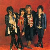 The Dogs D'Amour 1987-88