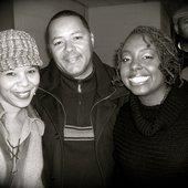 Monet, Najee & Ledisi @ BB Kings ~NYC