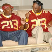 Nate Dogg with Doggfather
