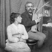 Marie et Gabriel Fauré