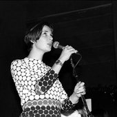 Stereolab in 1996. Photo by Ebet Roberts
