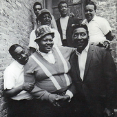 big mama and muddy waters